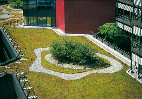 Green Roofs Projects